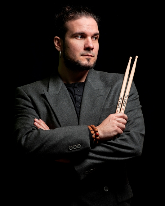 Adam Marko Vic Firth small
