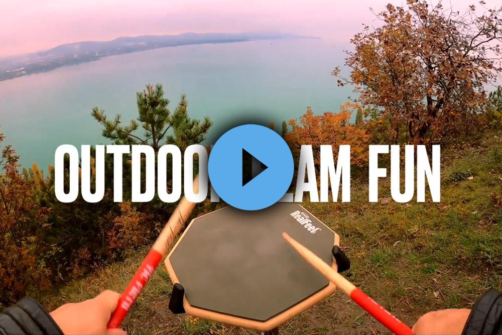 Outdoor Flam Fun